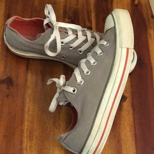 All star Unisex Converse sneakers, gray